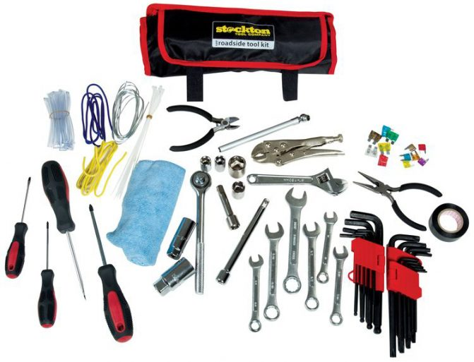 Stockton Roadside Tool Kit
