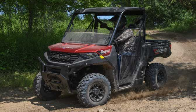 2020 Polaris Ranger 1000 Feature