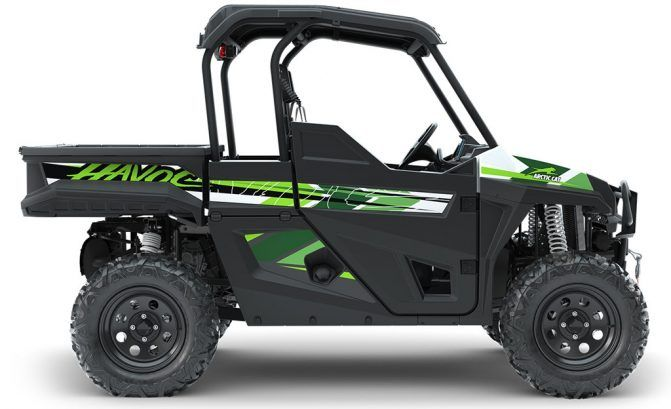 2020 Arctic Cat Havoc Profile