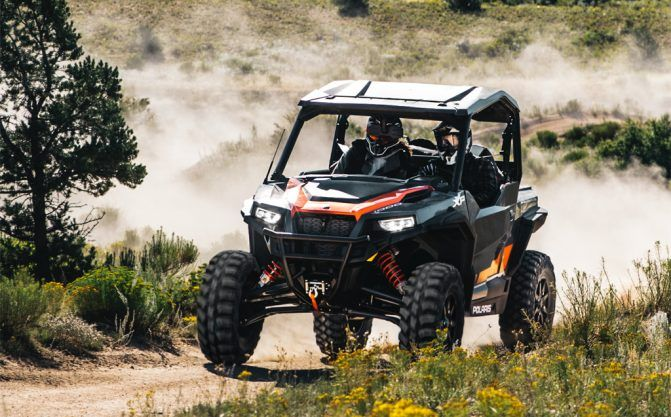 2020 Polaris General XP 1000 Deluxe 1