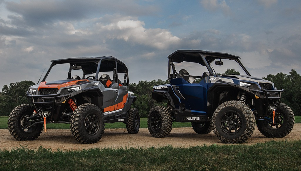 64-inch Polaris General XP 1000 Unveiled for 2020 Model ...