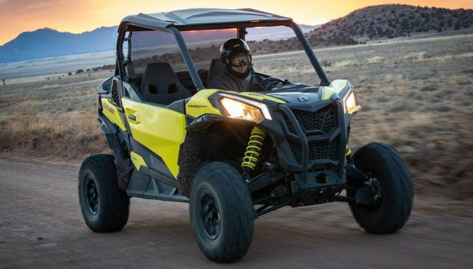 Can-Am ATVs and UTVs – Models, Prices, Specs and Reviews