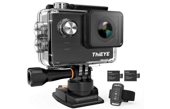 ThiEYE Native 4K Action Camera