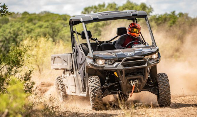 2020 Can-Am Defender PRO 03