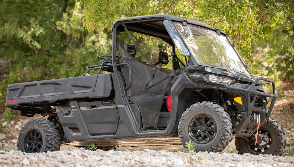 Tires For Cheap >> 2020 Can-Am Defender PRO Review - ATV.com