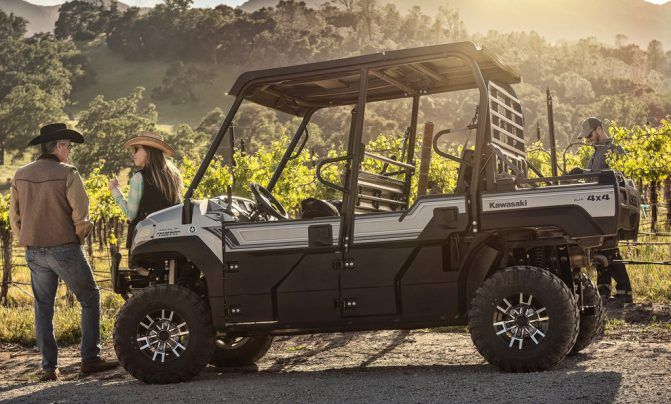 2020 Kawasaki Mule Pro-FXT Ranch Edition 1