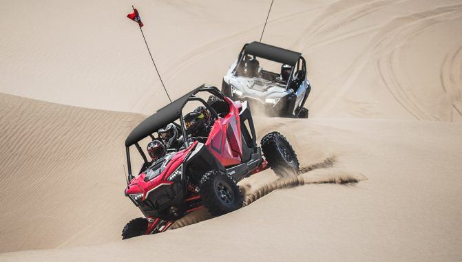 2020 Polaris RZR Pro XP 4 Ultimate Red 2
