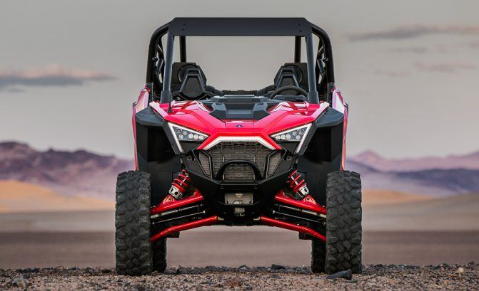 2020 Polaris RZR Pro XP 4 Ultimate Red 3