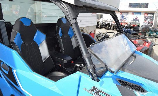 Clearly Tough Polaris General Windshield