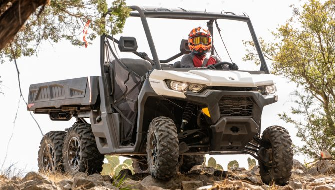 2020 Can-Am Defender 6×6 Review
