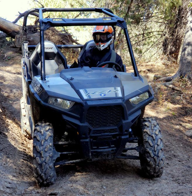 2020 Polaris RZR 900 Premium Action 2
