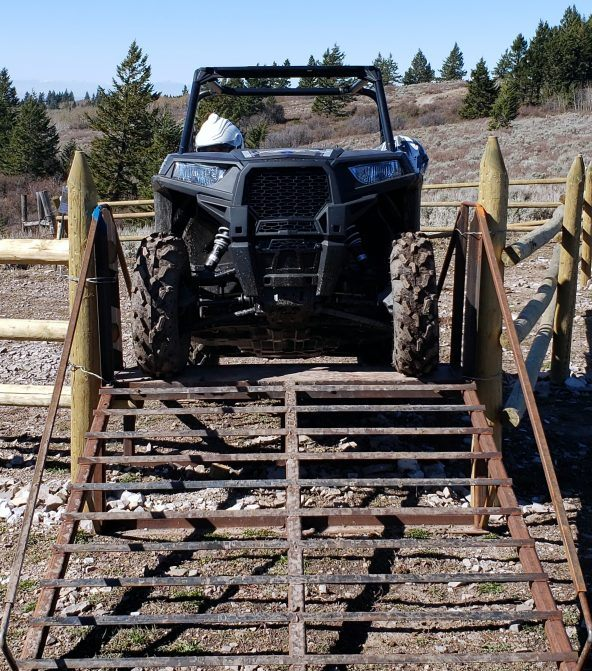 2020 Polaris RZR 900 Premium Gate
