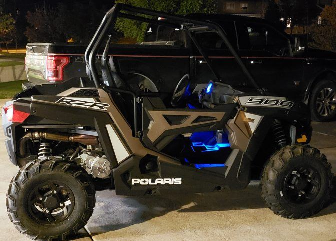 2020 Polaris RZR 900 Premium Doors