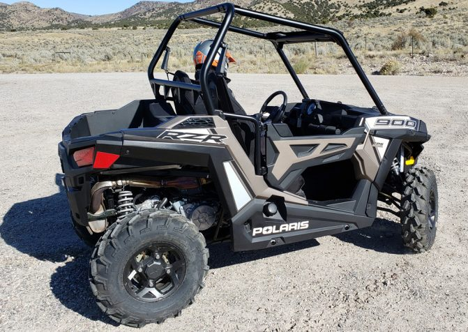 2020 Polaris RZR 900 Profile