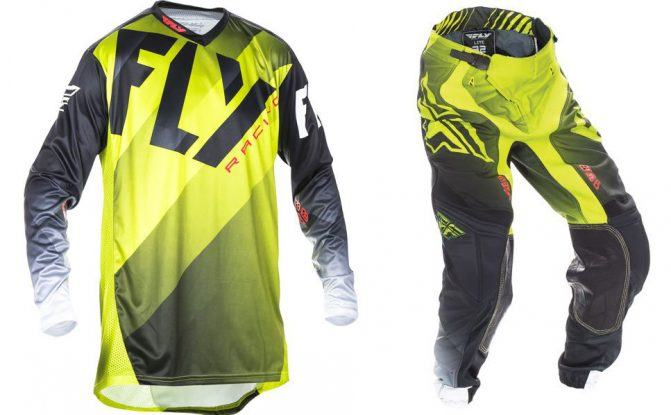 Fly Racing Lite Hydrogen Jersey/Pant Combo