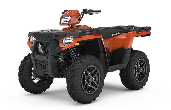 Honorable Mention - Polaris Sportsman 570 Premium