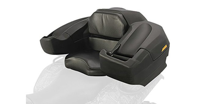 Black Boar ATV Rear Storage and Lounger