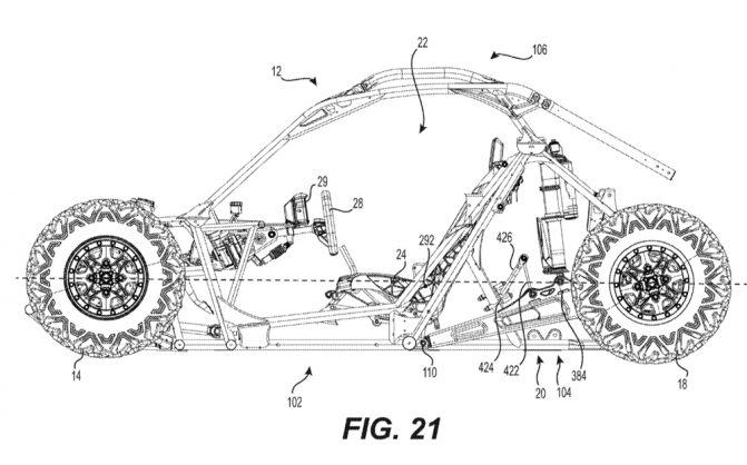 Can-Am Four-Wheel Steering 4