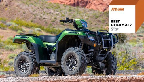 Utility ATV of the Year: ATV.com Awards