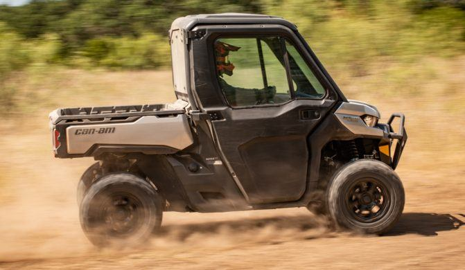 2020 Can-Am Defender Limited Action 1