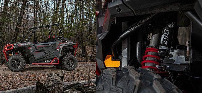 2020 Polaris RZR 900 FOX Edition
