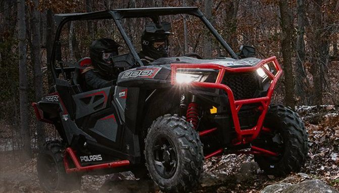 2020 Polaris RZR and Sportsman Limited Edition Models Unveiled