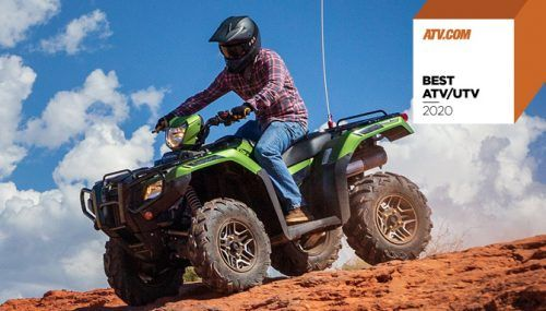 Off-Road Vehicle of the Year: ATV.com Awards