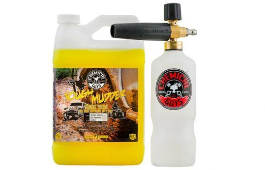 Chemical Guys Tough Mudder Soap and Foam Cannon