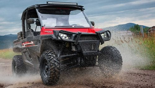 Tracker UTV Models: Specs and Features