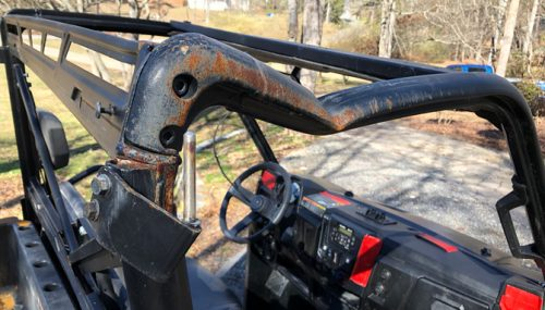 How To Replace Your UTV Roll Cage