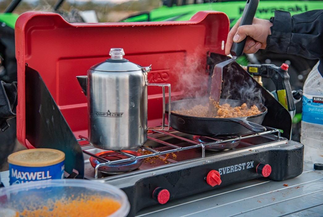 Camp Chef Everest Stove