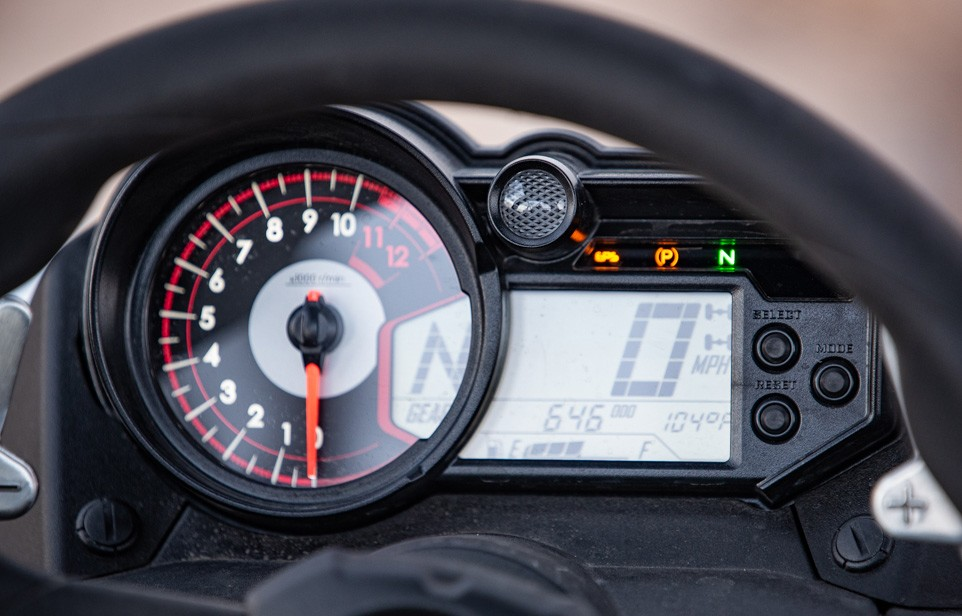 How To Shift Gear Indicator