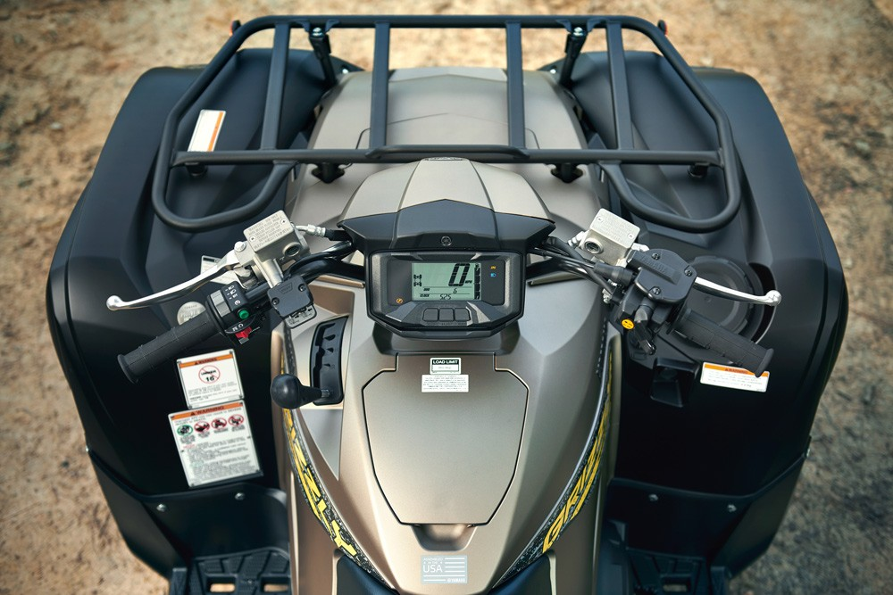 Yamaha Grizzly XT-R 3