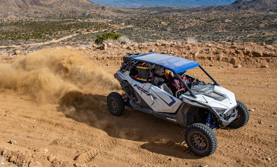 2020 Polaris RZR PRO XP 4 Action 3