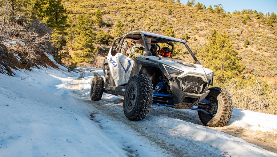 2020 Polaris RZR PRO XP 4 Action 4