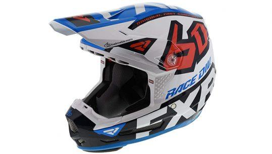 6d atr 2y youth ATV helmet