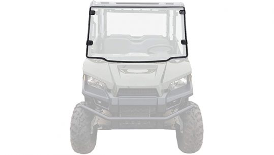 Kislery full front ranger windshield