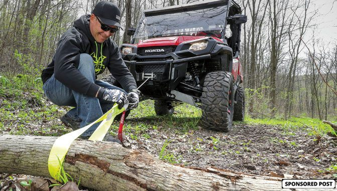 Moose Utility Division Winches: Built for the Long Haul