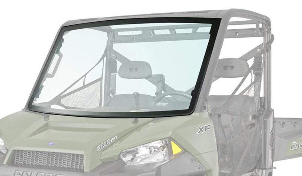 Polaris Lock and Ride Windshield (Glass)