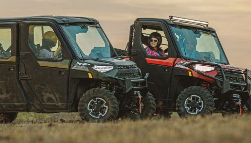 Find The Best Polaris Ranger Windshield For Every Need