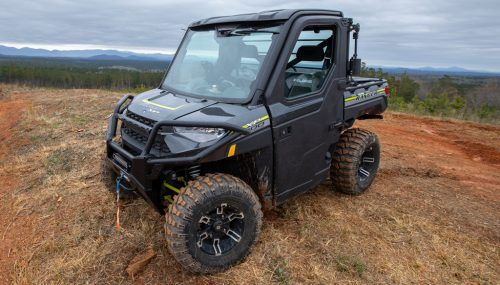 Polaris Ranger XP 1000 EPS NorthStar Ranch Collection