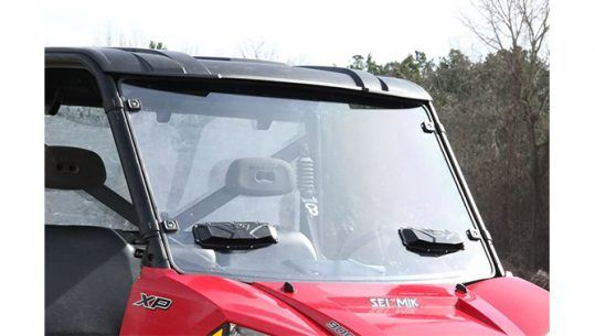 Best Polaris Ranger Windshield Seizmik Versa Vent