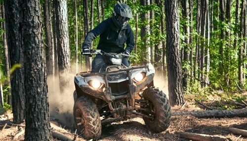 How To Do Social Distancing the Right Way: ATV Riding