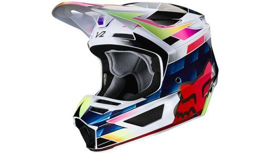 fox racing v2 youth helmet