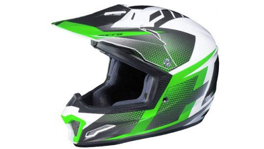 hjc cl xy2 youth ATV helmet