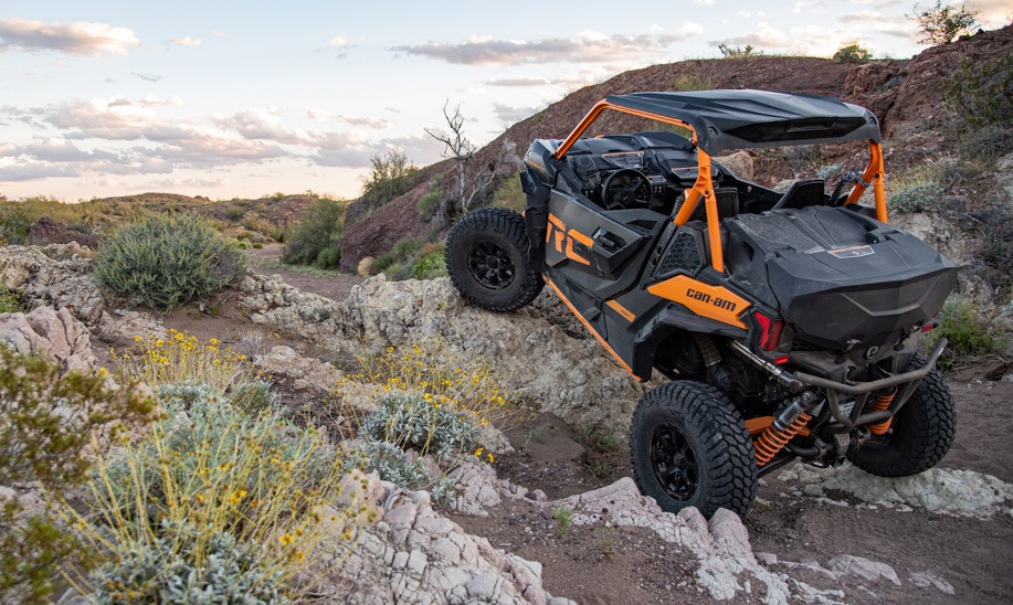2020 Can-Am Maverick Sport X RC Cargo Cover