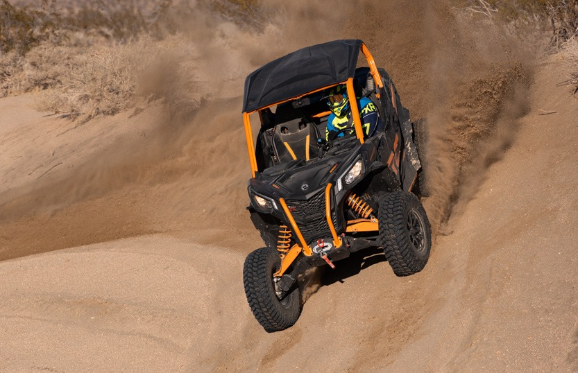 2020 Can-Am Maverick Sport X RC Dune