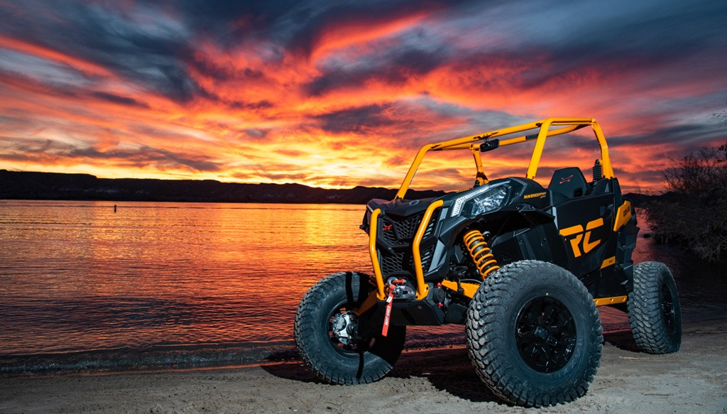 2020 Can-Am Maverick Sport X RC Beauty