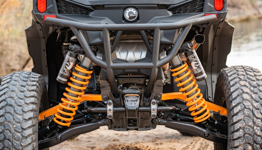 2020 Can-Am Maverick Sport X RC Rear Suspension