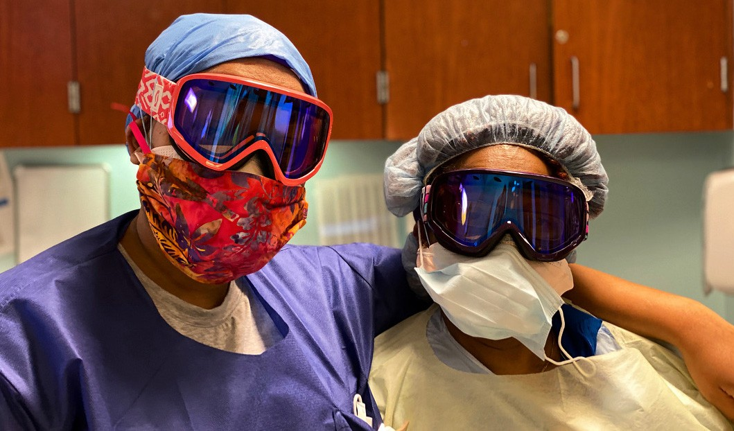 Healthcare Workers Goggles